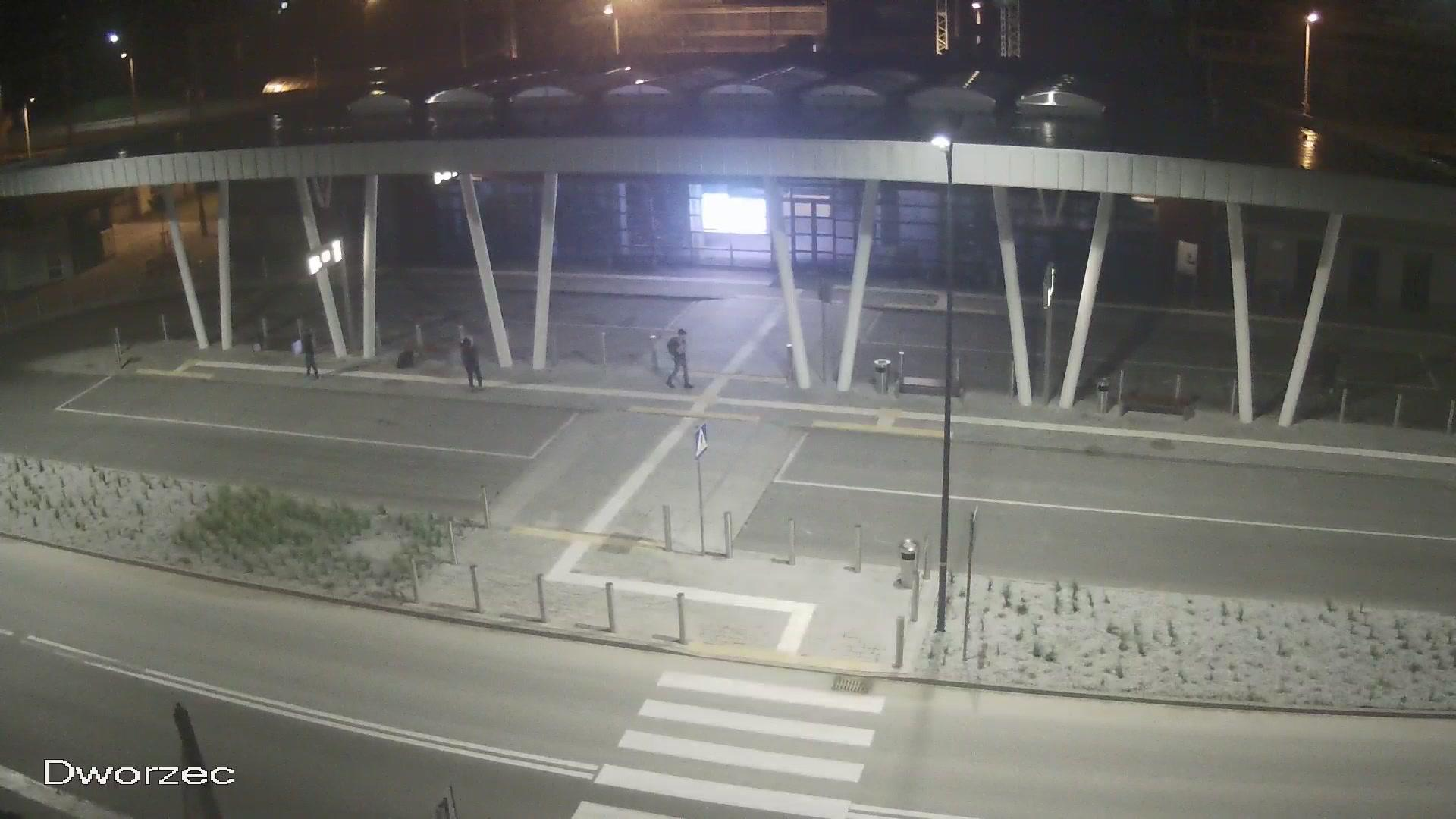 Webcam Kolbuszowa: Rzeczpospolita − Dworzec Autobusowy