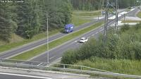 Oulu: Tie - Lintula - Tie  Knuutilanrantaan - El día