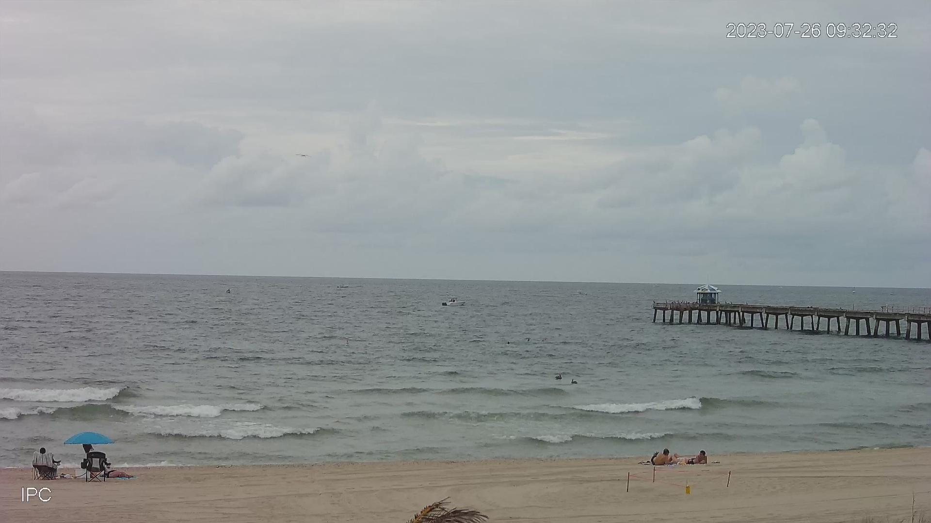 Webcam Lauderdale by the sea: Fort Lauderdale − High Noon