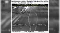 Tualatin: Washington County - Sherwood Rd at th - Recent