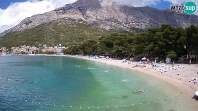 Baska Voda: Borik, Nikolina beach