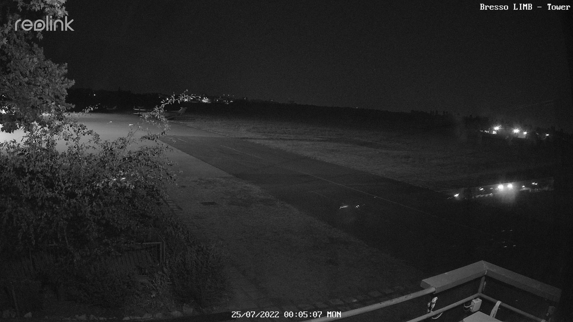 Webcam Bresso Airport