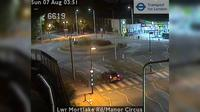 London: Lwr Mortlake Rd/Manor Circus - Current