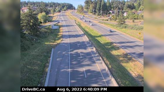 Webcam Beaver Lake › North: Victoria, Hwy 17 at Royal Oak