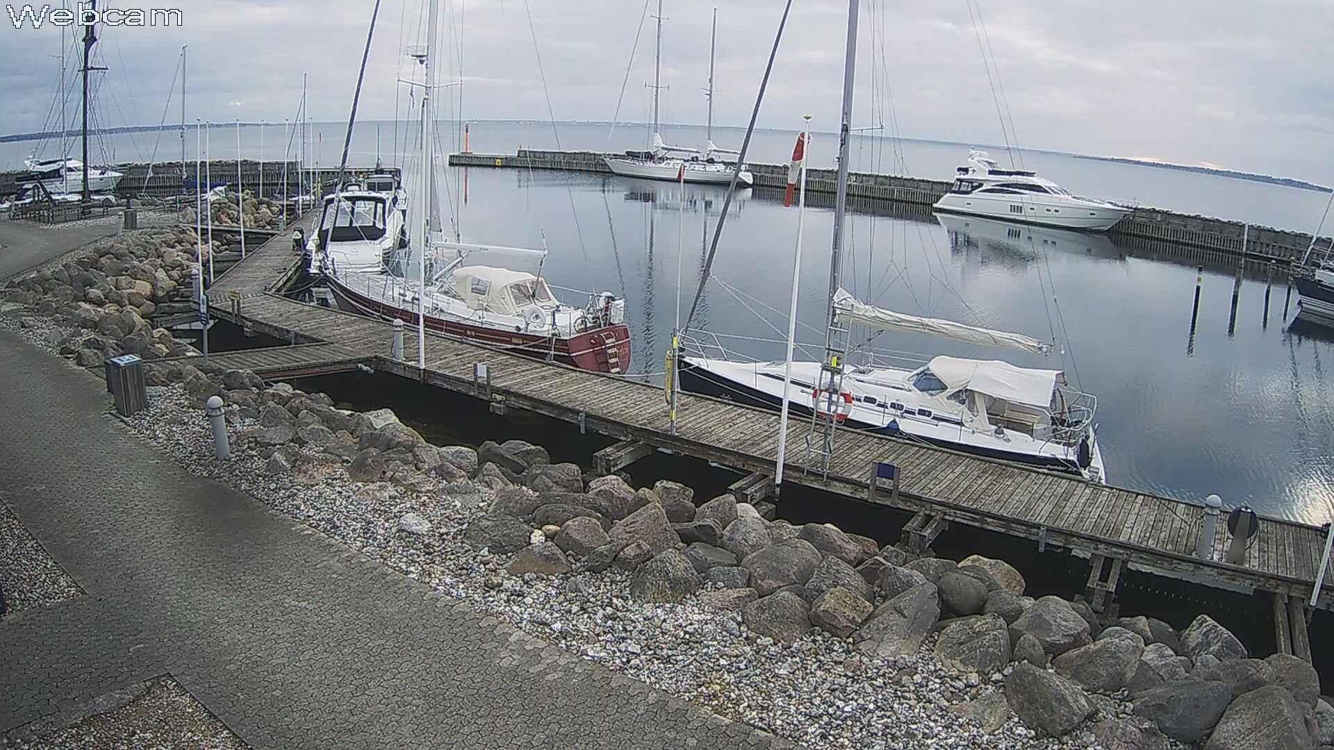Webcam Rungsted, Hørsholm, Hovedstaden, Dänemark