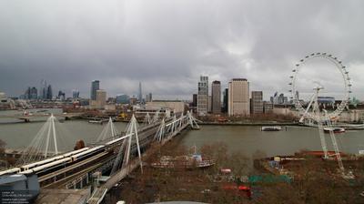 Londres: London - London Eye