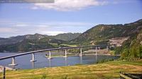 Krokstadora: �stfjorden - Dia