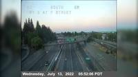 Sacramento › South: Hwy  at P St - Recent