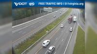 Newport News: I- - MM . - EB - just past Exit B - Day time