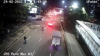 Jakarta: Jalan Perintis Kemerdekaan - El día