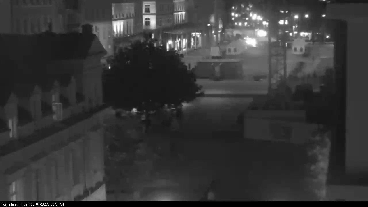 Webcam Bergen: Torgallmenningen