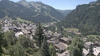 Chatel: Village - Portes du soleil - Day time