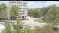 Blacksburg › North-East: Tech, Library Plaza Webcam - VA - Current