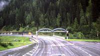 Marktgemeinde Matrei in Osttirol: Tunnel - Nordportal - Salzburg, B Felbertauernstra�e - Actual