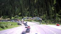 Marktgemeinde Matrei in Osttirol: Tunnel - Nordportal - Salzburg, B Felbertauernstra�e - Overdag