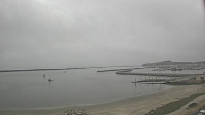 Vignette de Moss Beach webcam à 11:05, janv. 17