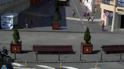 Webcam Braşov: Republicii