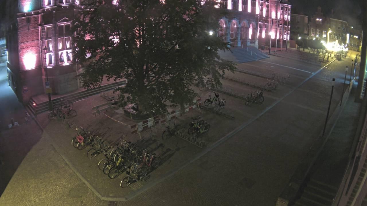 Webcam Groningen: Rijksuniversiteit − University of