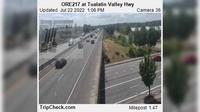 Beaverton: ORE at Tualatin Valley Hwy - Day time