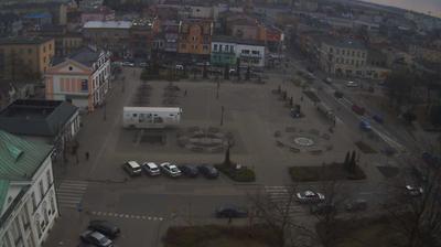 Webcam Sochaczew: Plac Kościuszki