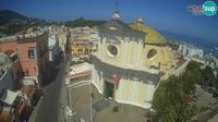 Ischia: Centro - Salita San Pietro - Overdag