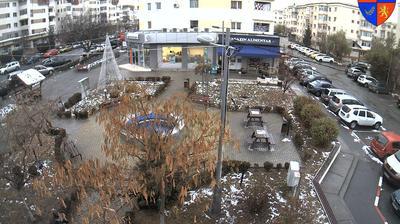 Webkamera Mioveni: 7: Fântâna arteziană P7-P8