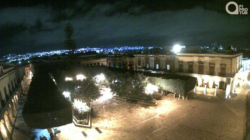 Webcam Querétaro City: Plaza de Armas
