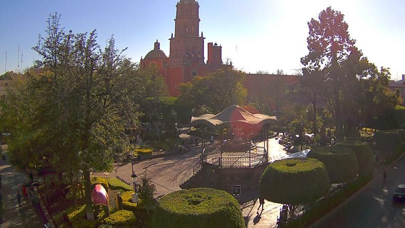 Webkamera Querétaro City: Plaza de Armas