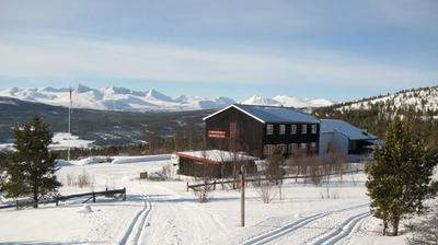 Webcam Folldal: Rondane from − Hotel