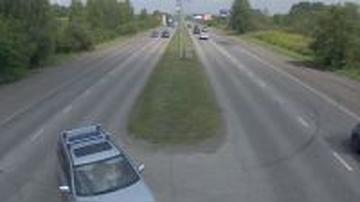 Webcam Новоильинский: Ильинское шоссе (на Ильинку)