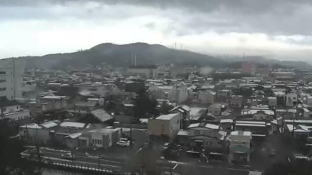 Webcam Ishiwaki: Yuri Honjo City Hall (由利本荘市役所本庁舎)
