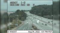 Seattle: I- at MP : Boeing Access Rd North - Jour
