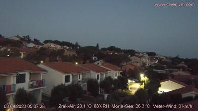 Crveni Vrh: Pizzeria Laura - Gulf of Piran - Piran - PortoroĹľ