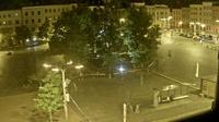 Jihlava › North-West: Mariánský morový sloup - Masarykovo náměstí