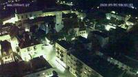 Wolow: Rzeczpospolita - rynek, ratusz, panorama - Actuales