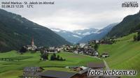 Ahrntal - Valle Aurina: Hotel Markus - St. Jakob im - Day time