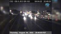 Mission Valley › East: EB  WO Texas St - Actuales