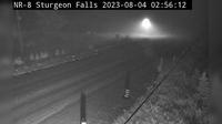 West Nipissing: Highway  at Sturgeon River Bridge - Actuales