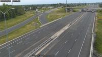 Buffalo: QEW west of Thompson Road - Day time