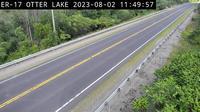 Rideau Lakes: Highway  near Regional Rd - El día