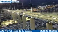 Genoa > North-West: Viadotto San Giorgio - Recent