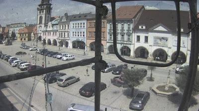 Chomutov Daglicht Webcam Image