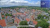 Colditz: Marktplatz - Overdag