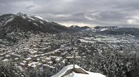 Clusone: Valle Seriana (Bergamo), Collina Crosio - Overdag