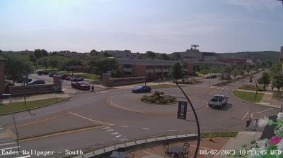 Vignette de Westons Mills webcam à 8:17, janv. 21