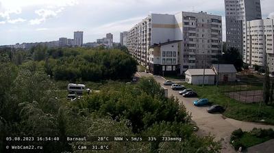 Северо-запад: Барнаул, Индустриальный район