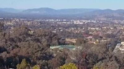 Значок города Веб-камеры в Олбери в 10:59, янв. 19