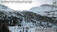 Rauris: Kolm-Saigurn - Naturfreundehaus - Blick nach Süden - Dagtid