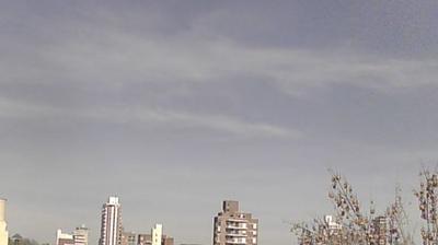 Vista de cámara web de luz diurna desde Santa Fe › South West: Ciudad de − Vista del cielo orientacion SSO