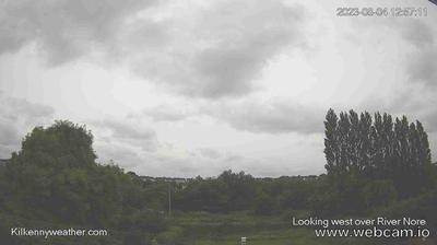 Tageslicht webcam ansicht von Kilkenny › West: River Nore
